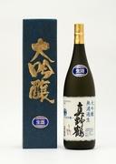 MANOTSURU Daiginjo Muroka Nama Gensyu (Unfiltered, Unasteurized, Uniluted)